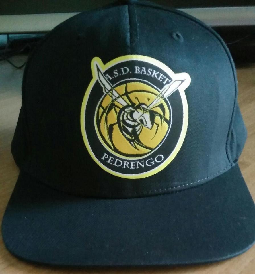 2016-17 Merchandising Cappellino nera