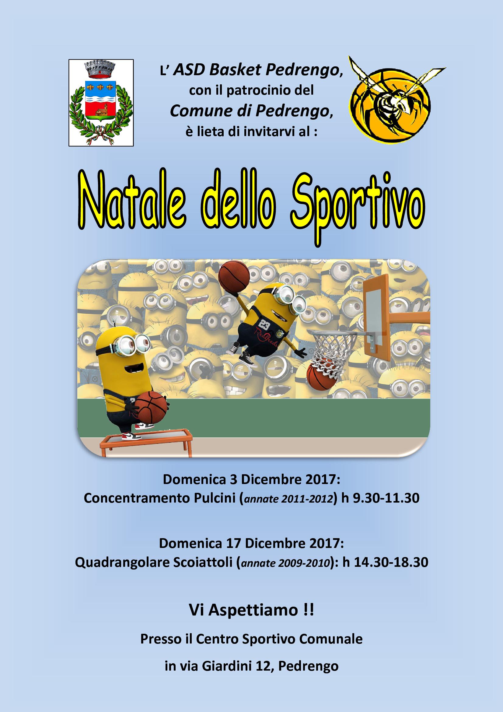 Natale dello Sportivo