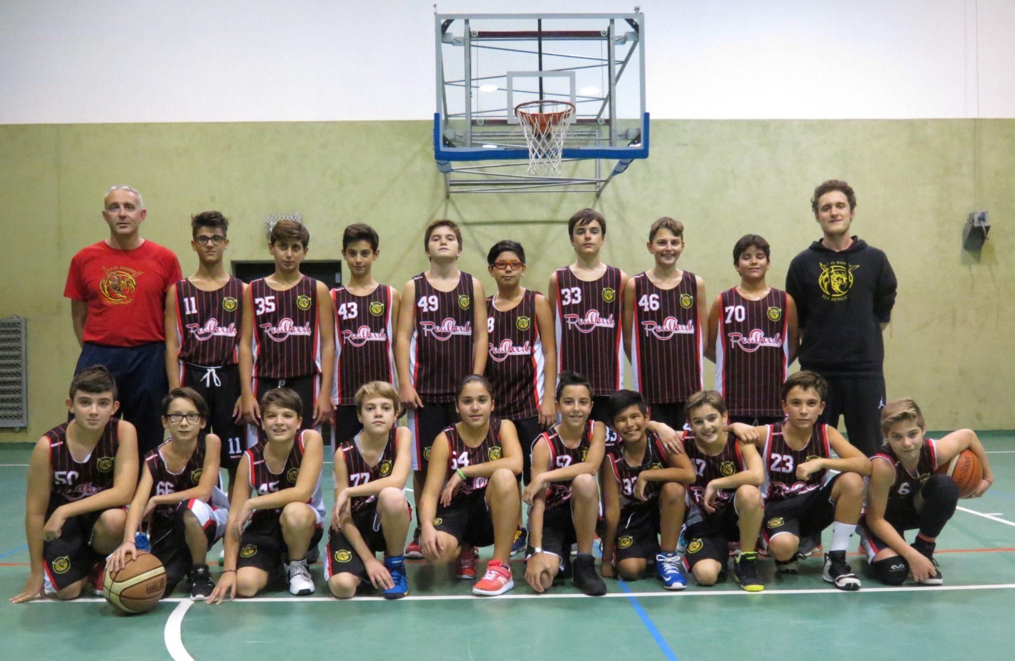 2017-18-Under14-Foto-squadra